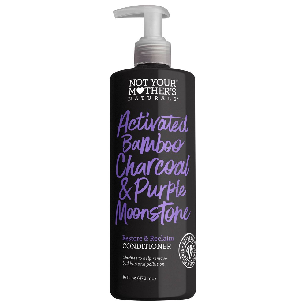 Image of Not Your Mother's Activated Charcoal & Purple Moonstone Conditioner - 16 fl oz