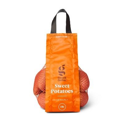 Sweet Potatoes - 3lb Bag - Good & Gather™