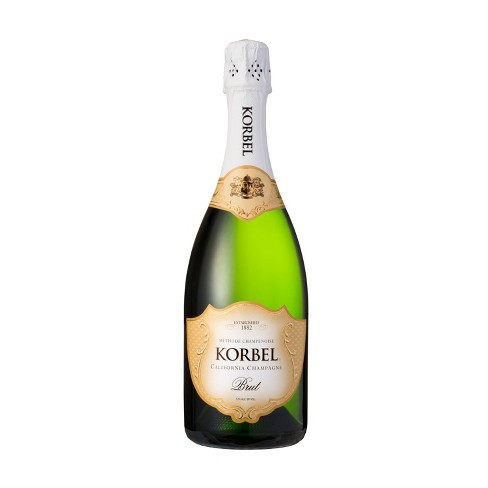 Korbel Brut Champagne - 750ml Bottle - image 1 of 3
