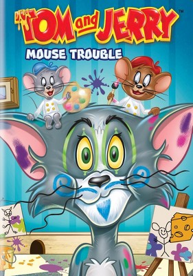 Tom and Jerry: Mouse Trouble (DVD)