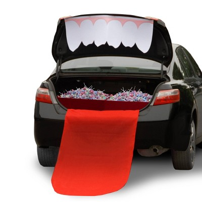Say Ahhh! Halloween Tricky Trunk Decor