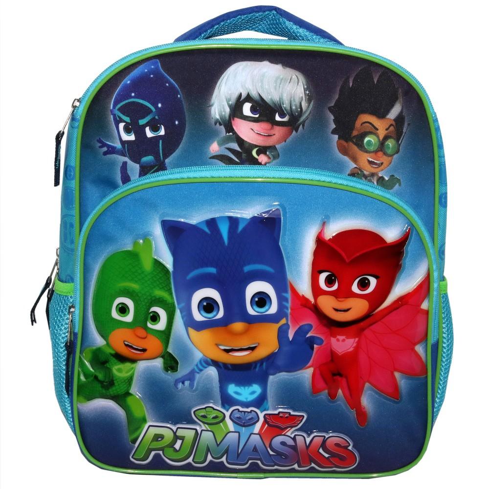 PJ Masks 14 On A Mission Kids Backpack - Blue