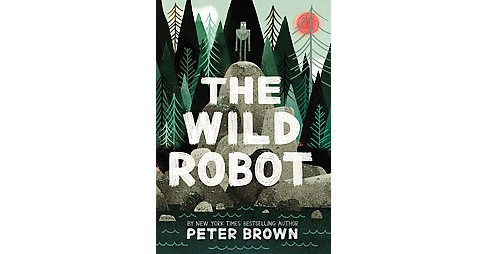 Wild Robot : Includes Pdf (Unabridged) (CD/Spoken Word) (Peter Brown) - image 1 of 1