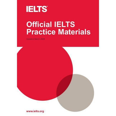 Official Ielts Practice Materials 1 with Audio CD - (Mixed media product) - image 1 of 1