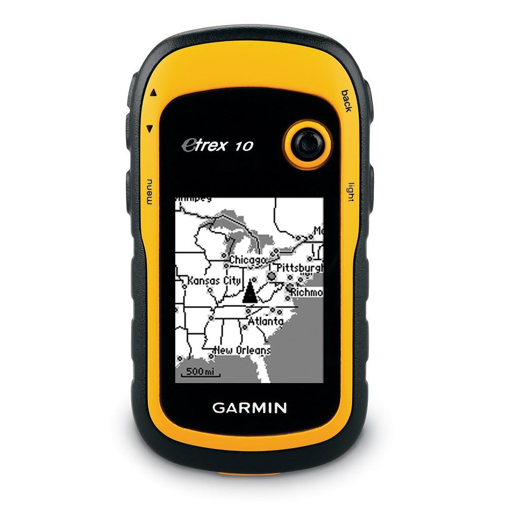 Garmin eTrex 10 Hiking Gps - Yellow (010-00970-00)