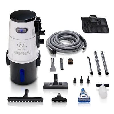 Prolux Professional Wall-Mounted Wet & Dry Vacuum
