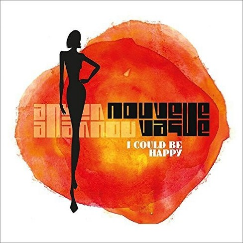Nouvelle Vague - I Could Be Happy (CD) - image 1 of 1