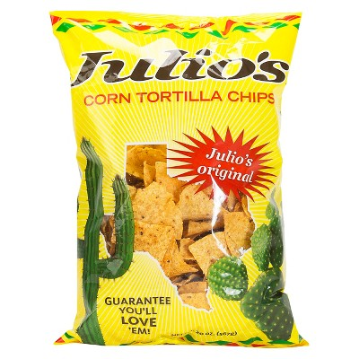 Julio's Original Corn Tortilla Chips - 20oz