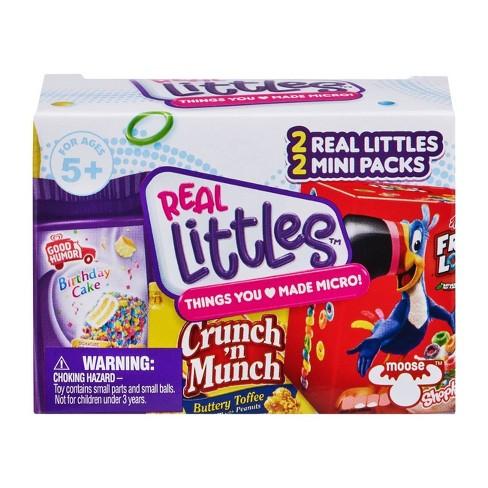 shopkins real littles mini pack target shopkins real littles mini pack