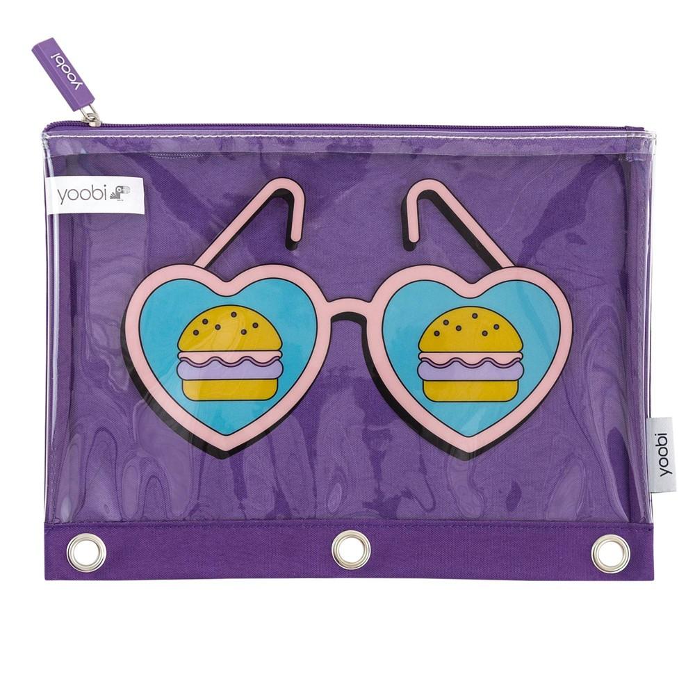 Sunglasses Pencil Case - Yoobi was $5.99 now $2.99 (50.0% off)