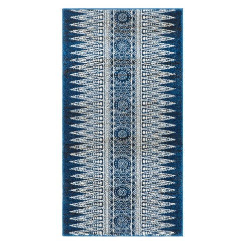 Ernestine Tribal Design Loomed Accent Rug - Safavieh - image 1 of 3