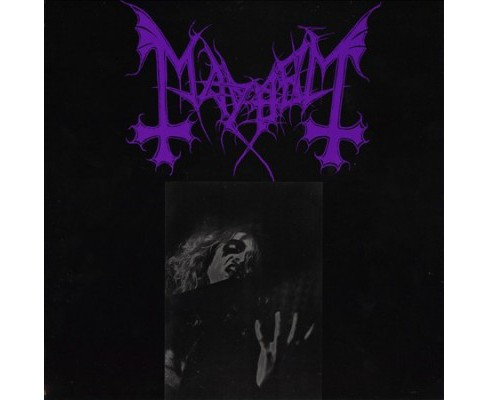 Mayhem - Live In Leipzig (CD) - image 1 of 1