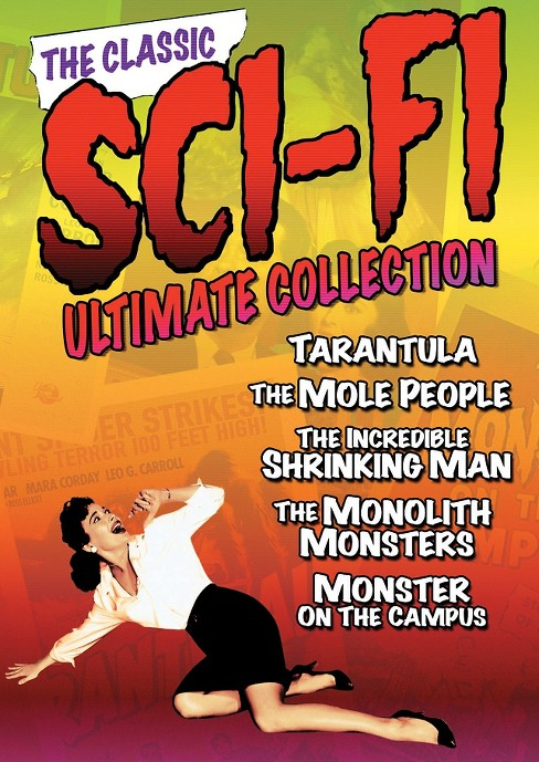 Classic sci fi ultimate collection v1 (DVD) - image 1 of 1