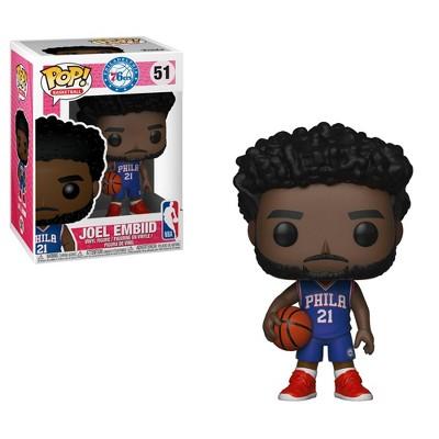 Funko POP! NBA: Philadelphia 76ers - Joel Embiid