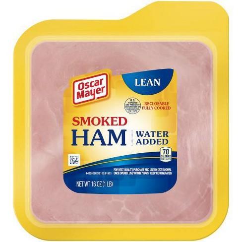 Oscar Mayer Lean Smoked Ham - 16oz - image 1 of 1