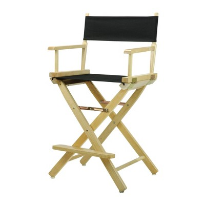 Director's Chair Counter Height Canvas Flora Homes