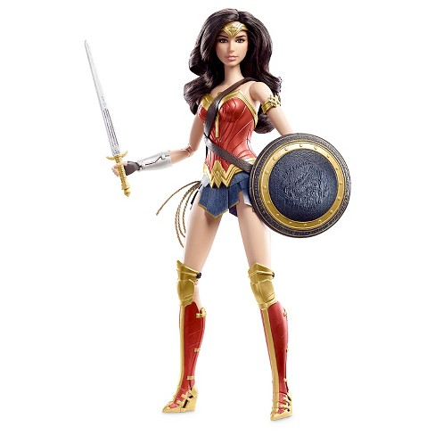 Barbie Collector Batman vs Superman: Dawn of Justice Wonder Woman Doll - image 1 of 8