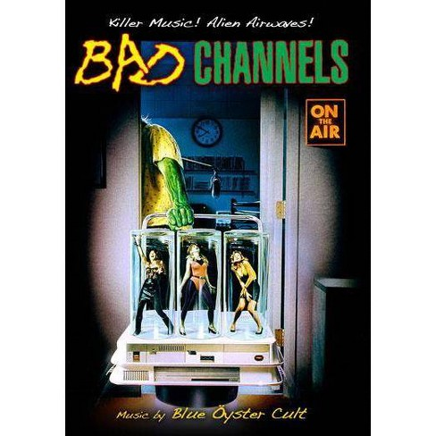Bad Channels (DVD) - image 1 of 1
