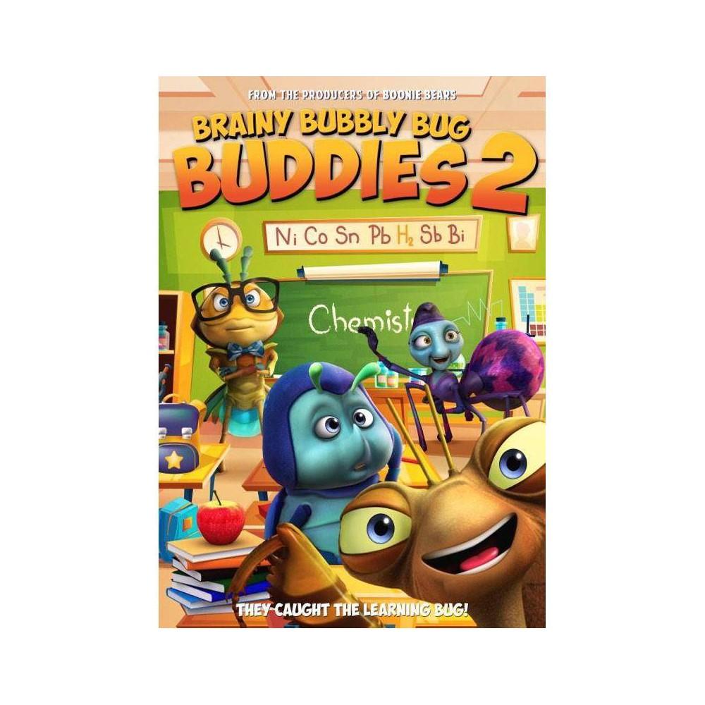 Brainy Bubbly Bug Buddies 2 (DVD) Reviews