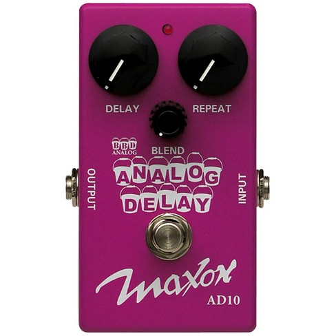 Maxon Compact Series Analog Delay Guitar Effects Pedal - image 1 of 1
