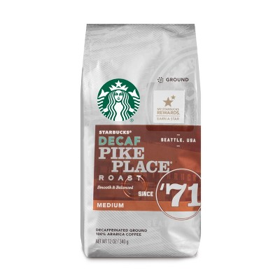 Coffee: Starbucks Ground Coffee