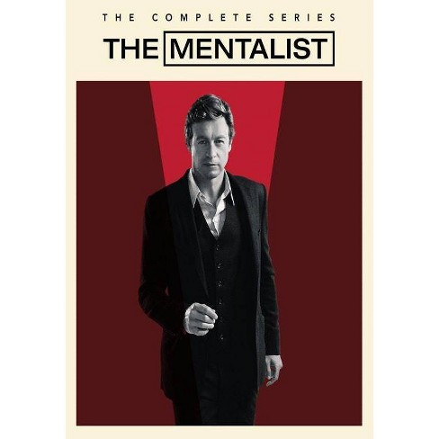 The Mentalist: The Complete Series (DVD) - image 1 of 1