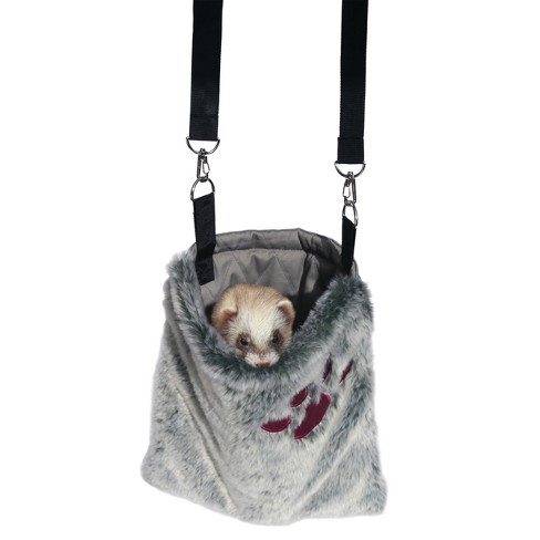 Rosewood Strapped Ferret Carrier - Gray - image 1 of 1