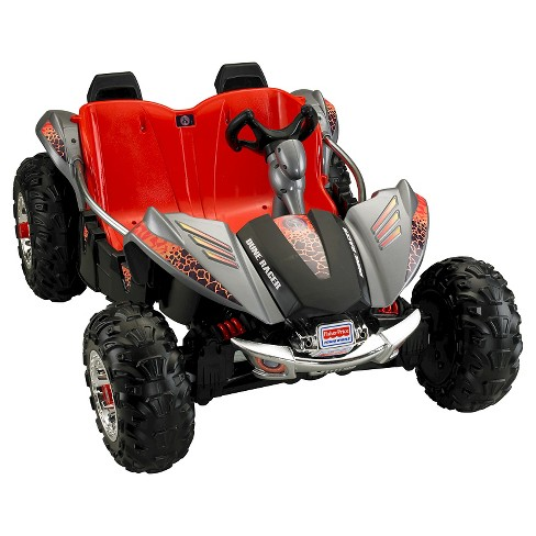 Fisher-Price Power Wheels Dune Racer - Red - image 1 of 7