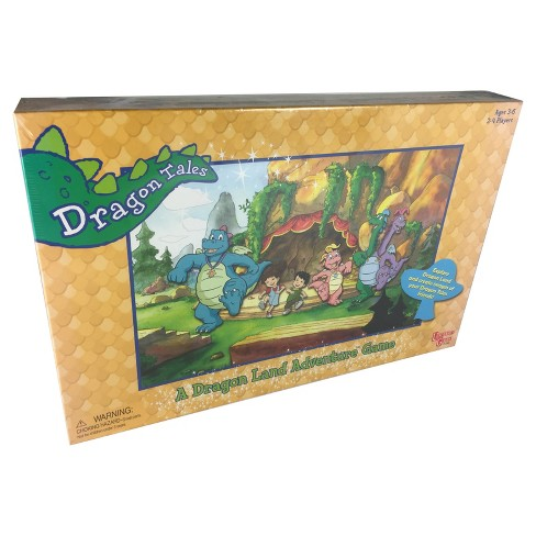 Dragon Tales A Dragon Land Adventure Board Game - image 1 of 1