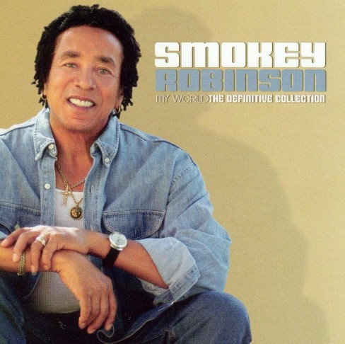 Smokey Robinson - My World: The Definitive Collection (CD) - image 1 of 1