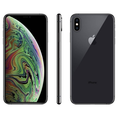 Simple Mobile Apple iPhone XS Max (64GB) - Space Gray