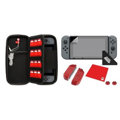 Nintendo® Switch Starter Kit - Mario  M  Edition