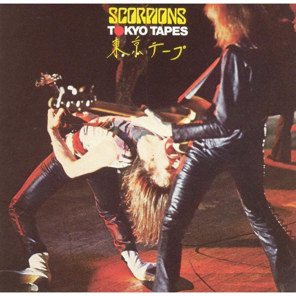 Scorpions - Tokyo Tapes (CD)