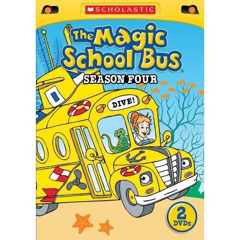 The Magic School Bus: Season 4 (DVD) - image 1 of 1