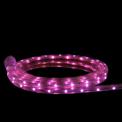 Northlight 10' LED Outdoor Christmas Linear Tape Lighting - Pink