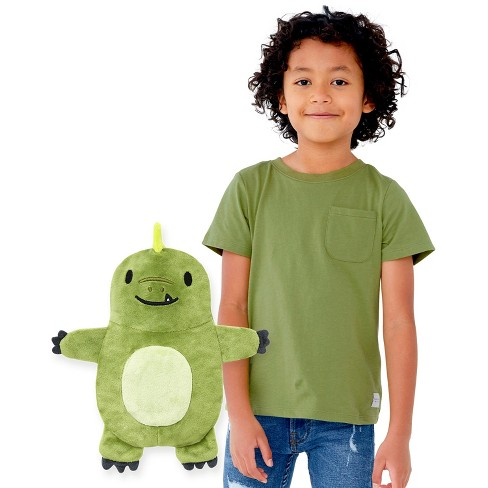 Cubcoats Toddler Dayo the Dinosaur 2-in-1 Stuffed Animal & T-Shirt - image 1 of 4
