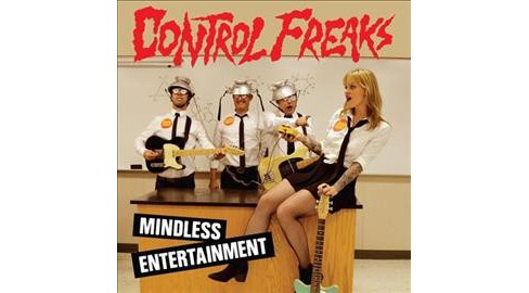 Control Freaks - Mindless Entertainment (Vinyl) - image 1 of 1