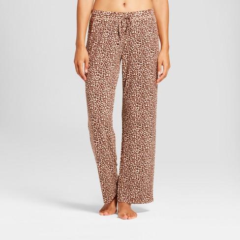 57bdf2a8b786 Women s Pajama Pants - Gilligan   O Malley™ Black XL   Target