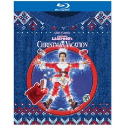 Christmas Vacation (Ugly Sweater packaging) (Target Exclusive) (Blu-Ray)