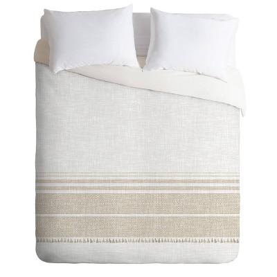Holli Zollinger French Tassel Comforter Set - Deny Designs