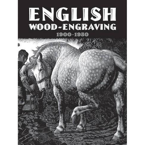 English Wood-Engraving 1900-1950 - by  Thomas Balston (Paperback) - image 1 of 1
