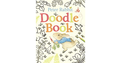Peter Rabbit Doodle Book (Paperback) - image 1 of 1