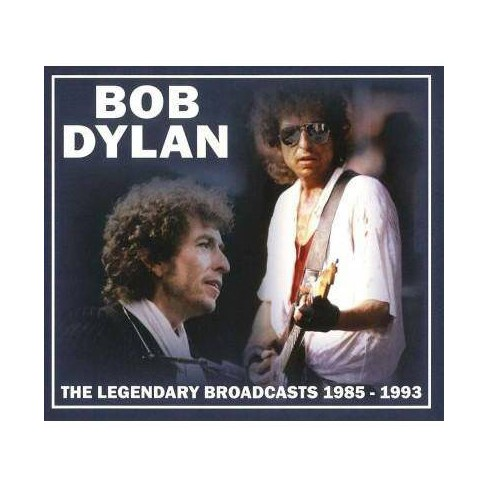 Bob Dylan - Legendary Broadcasts: 1985-1993 (CD) - image 1 of 1