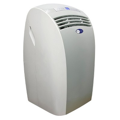 Whynter - 12000-BTU Eco Friendly Air Conditioner - White