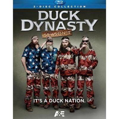 Duck Dynasty: Season 4 (Blu-ray)(2014)