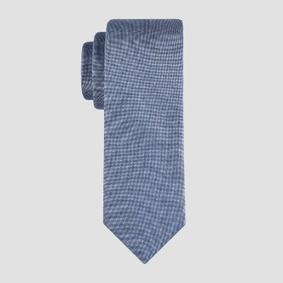 Men's Chambray Necktie - Goodfellow & Co™ Navy One Size