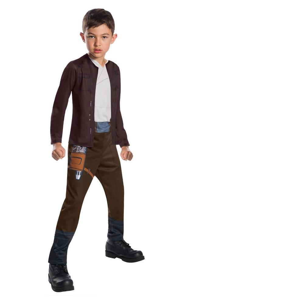 Star Wars Episode Viii - The Last Jedi Kids' Poe Dameron Costume L, Kids Unisex, Multicolored