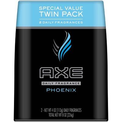 AXE Phoenix Body Spray Daily Fragrance Twin Pack - 4oz/2pk
