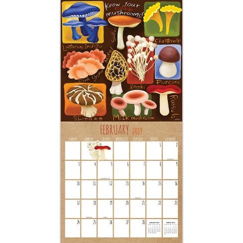 Market Calendar 2019 2019 Wall Calendar Farmer's Market   TF Publishing : Target