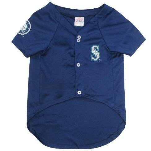 MLB Pets First Pet Baseball Jersey - Seattle Mariners   Target a88eda806